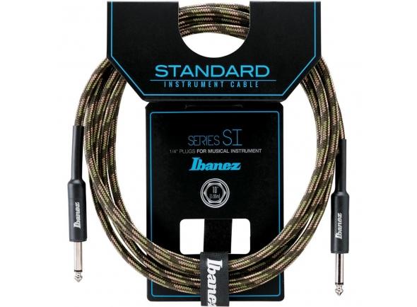 Cabo para Instrumento Ibanez SI 20-CGR Guitar Cable