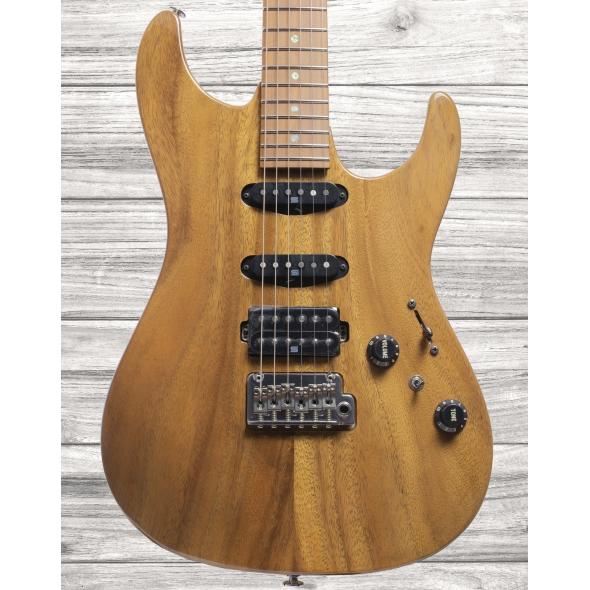 Guitarras Signature Ibanez Tom Quayle TQM1-NT Natural