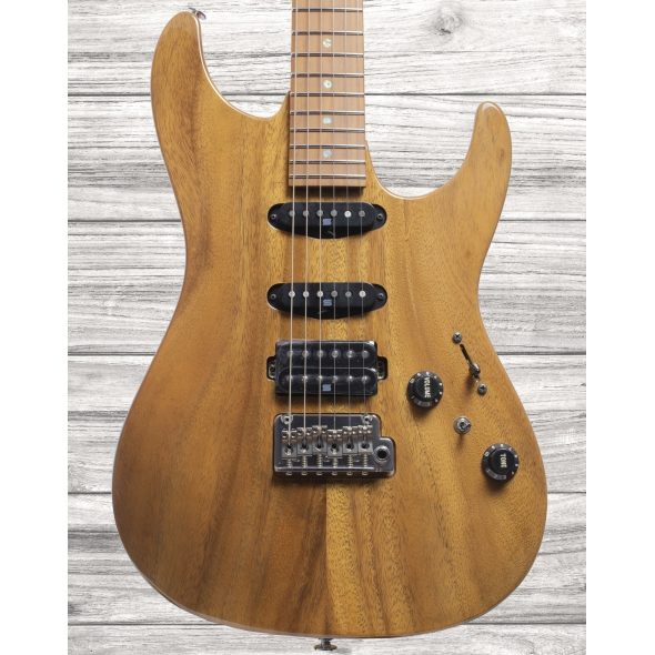 Guitarras Signature Ibanez Tom Quayle TQM1-NT Natural