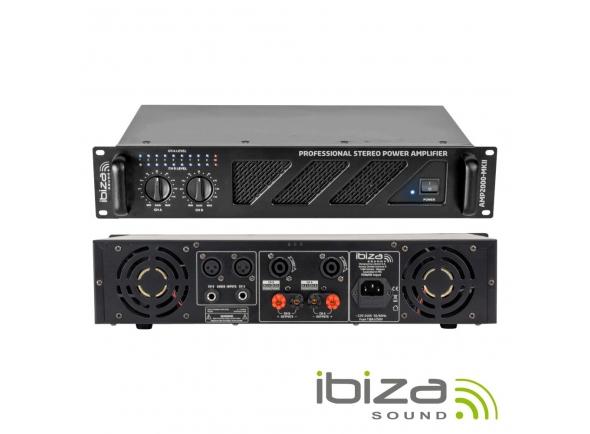 Amplificadores Ibiza AMP2000-MKII 19