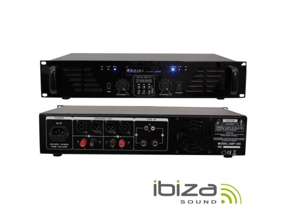 Amplificadores Ibiza AMP300USB-BT B-Stock