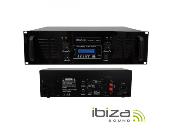 Amplificadores Ibiza AMP1000USB-BT