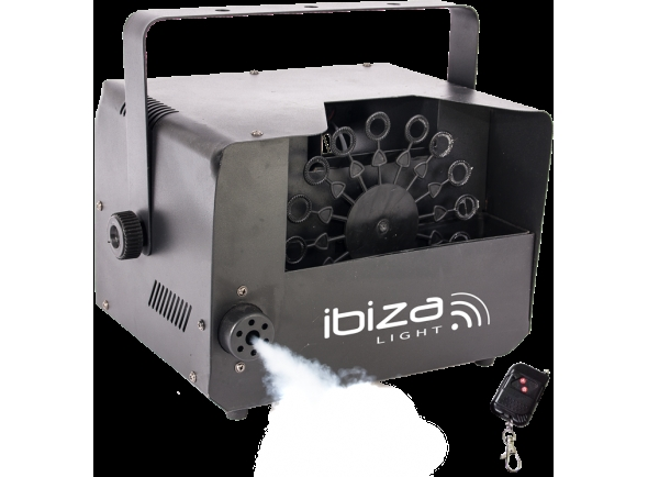 Ibiza FOG-BUBBLE400 B-Stock