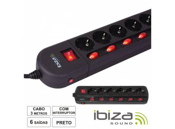 Extensão Eléctrica Ibiza LC606