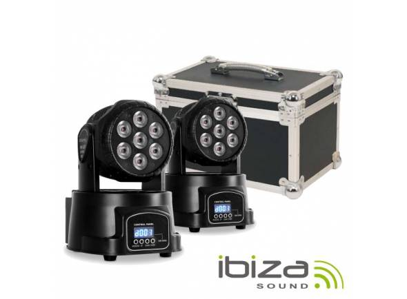 Ibiza LMH350LED-2FC