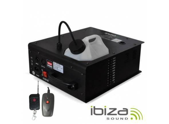 Máquinas de Fumo Ibiza LSMM1500W
