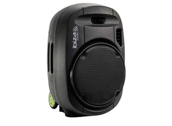 Sistemas Portáteis com Bateria Ibiza PORT12VHF-MKII