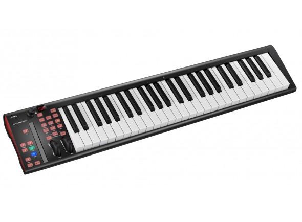 Teclados MIDI Controladores Icon iKeyboard 5X