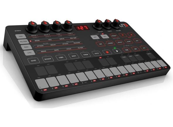 Sintetizadores e Samplers IK Multimedia UNO Synth