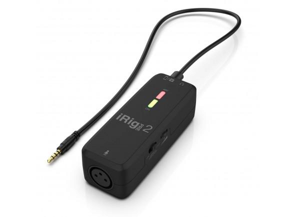 Acessórios para dispositivos mobile IK Multimedia  iRig Pre 2