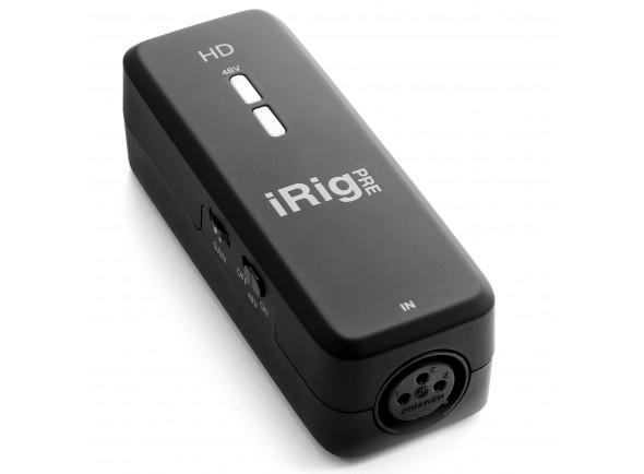 Interface Áudio USB IK Multimedia  iRig Pre HD