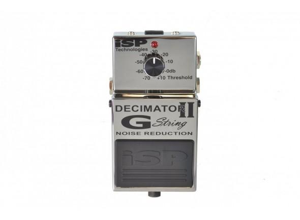 Outros efeitos para guitarra elétrica Isp Technologies Decimator G-String Pedal V-II