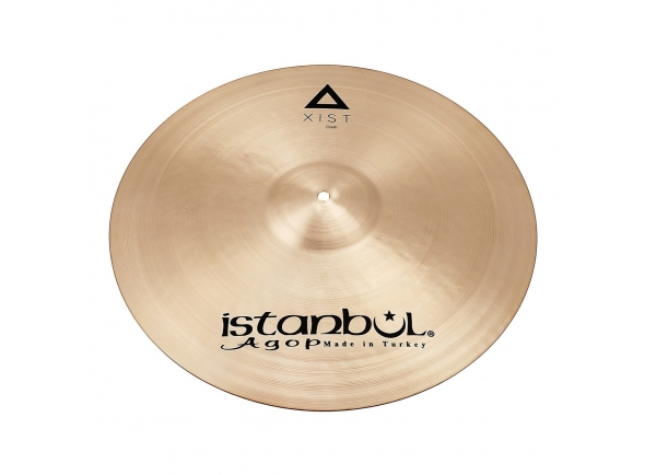 Pratos Crash de 16 Istanbul Agop 16'' Xist Crash Cymbal