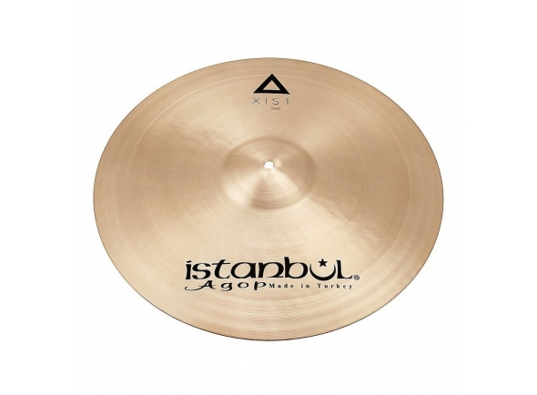Pratos Crash Istanbul Agop 20'' Xist Crash Cymbal