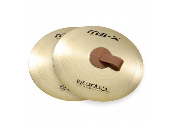 Pratos de Marcha Istanbul Agop Orchestral Band 16