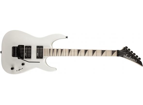Guitarras formato ST Jackson JS Series Dinky Arch Top JS32 DKA-M Snow White