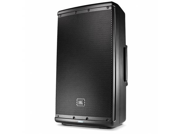"JBL Eon 612   Tipo de sistema de auto-alimentado 12 "", de duas vias, bass-reflex  Max SPL 126 dB Saída  Freq. Range (-10 dB) 48 Hz - 20 kHz"