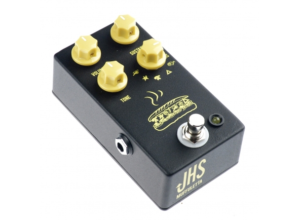 Pedal de distorção JHS Muffuletta Distortion Fuzz