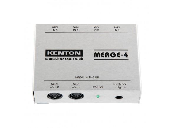 Ferramentas Midi Kenton MIDI Merge-4