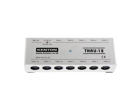 Ferramentas Midi Kenton MIDI Thru 12