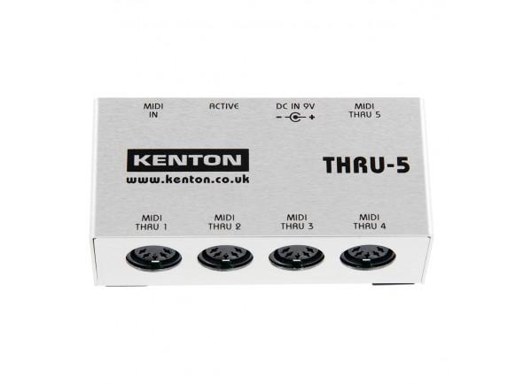 Ferramentas Midi Kenton MIDI Thru 5