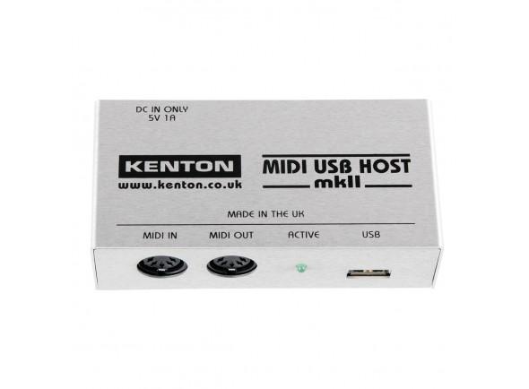 Ferramentas Midi Kenton Midi USB Host