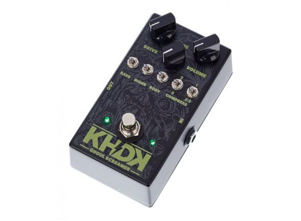 Pedal de distorção KHDK   Ghoul Screamer