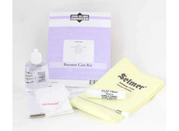 Kit Limpeza Conn-Selmer Fagote 366BSN