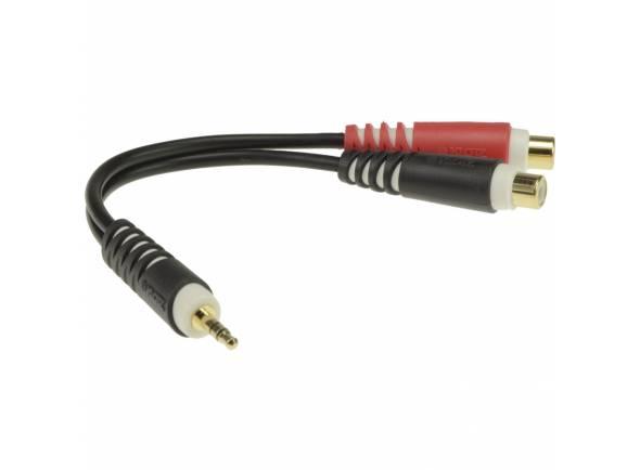 Cables de audio Klotz AYS-4