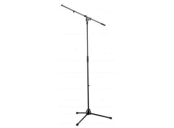 Suporte para microfone K&M 210/2 Black