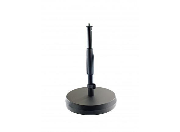 Suporte para microfone K&M  23325 Table Microphone Stand