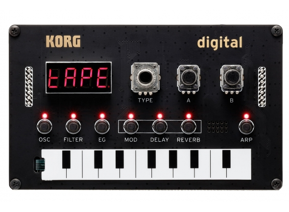 Sintetizadores Korg NTS-1