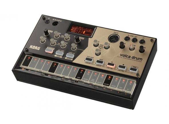 Sequenciadores de ritmos Korg Volca Drum