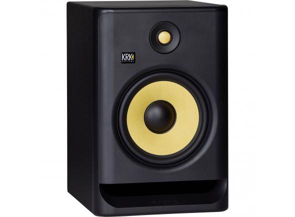 Monitores de estúdio activos KRK Rokit RP8 G4
