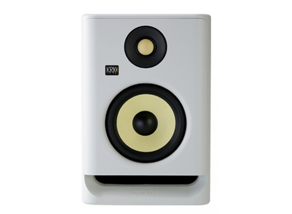 Monitor de estúdio KRK RP7 G4 WHITE