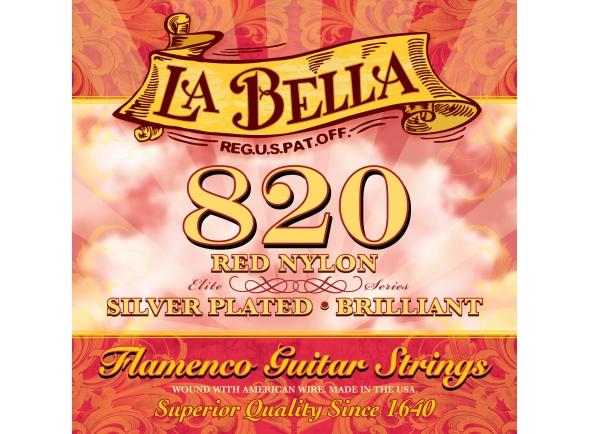 La Bella 820 Flamenco Strings Set 【Compre Na Egitana】