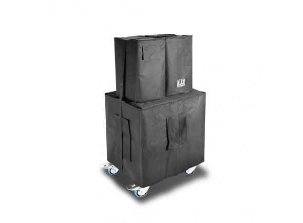 Sacos de Transporte LD Systems Dave 12 G3 Cover Set B-Stock