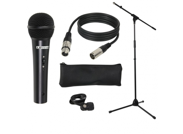 Microfone vocal LD Systems MIC SET 1