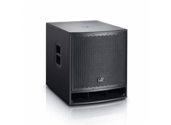 LD Systems Subwoofer Amplificado 15