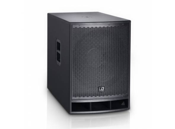 LD Systems Subwoofer Amplificado 18