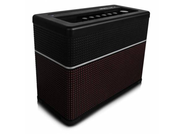 "Line6 Amplifi 75   Amplificador para Guitarra Combo Amplifi 75 Bluetooth Combo 75w, 8"" Custom Design + 4 drivers médios/agudos, 4 presets integrados - acesso a presets ilimitados via App iOS/Android, + 200 amp/fx/colunas, 8fx simultâneos, streaming de áudio Bluetooth"