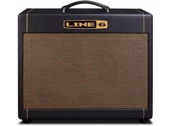 "Line6 DT25 112 Cabinet  Coluna 12"", altifalante Custom Celestion G12H-90, ideal para amplificador DT25 Head ou combo DT25"