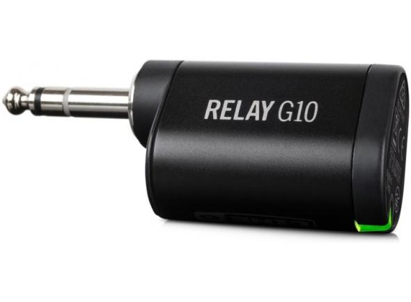 Sistemas inalámbricos para guitarra y bajo. Line6 Relay G10 Transmitter