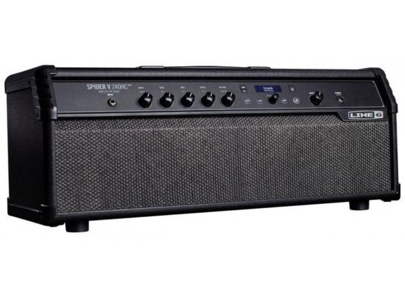 Cabeças de guitarra com modulação Line6 Spider V 240HC MkII Head