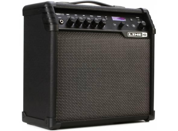 Combos de Guitarra Eléctrica de Modulação Line6 Spider V 30 MKII