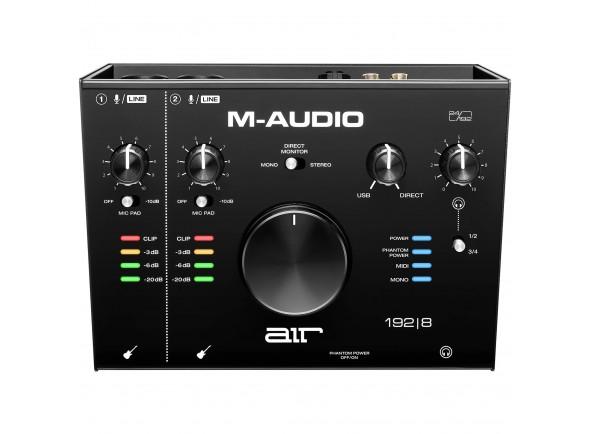 Interface Áudio USB M-Audio  AIR 192|8