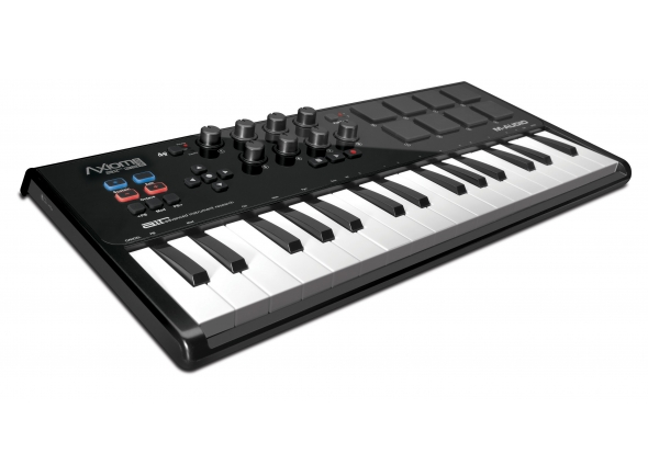 Teclados MIDI Controladores M-Audio Axiom AIR Mini 32
