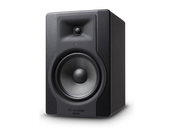 Monitores de estúdio activos M-Audio BX8 D3