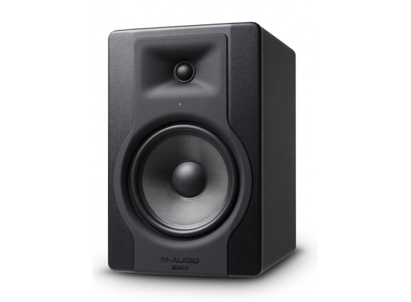 Monitores de estúdio activos M-Audio BX8 D3 B-Stock