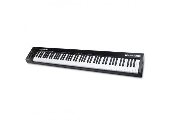 Teclados MIDI Controladores M-Audio Keystation 88 MK3